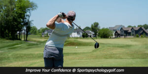 Golf Pressure and Expectations