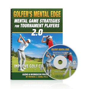 Golf Psychology CD