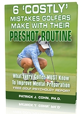 Golf Psychology Tips