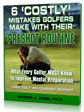 Sports Psychology for Golfer Report