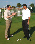 Mental Coaching for Golfer