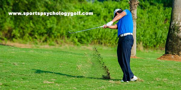 Golfers who Play to Lose Instead of Win