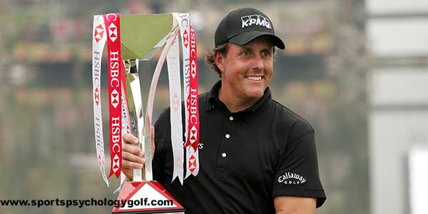 Phil Mickelson Returns to Quality Practice
