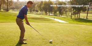 Avoid Comparisons for Golf Confidence