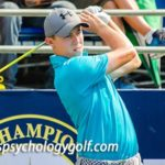 sports psychology and golf